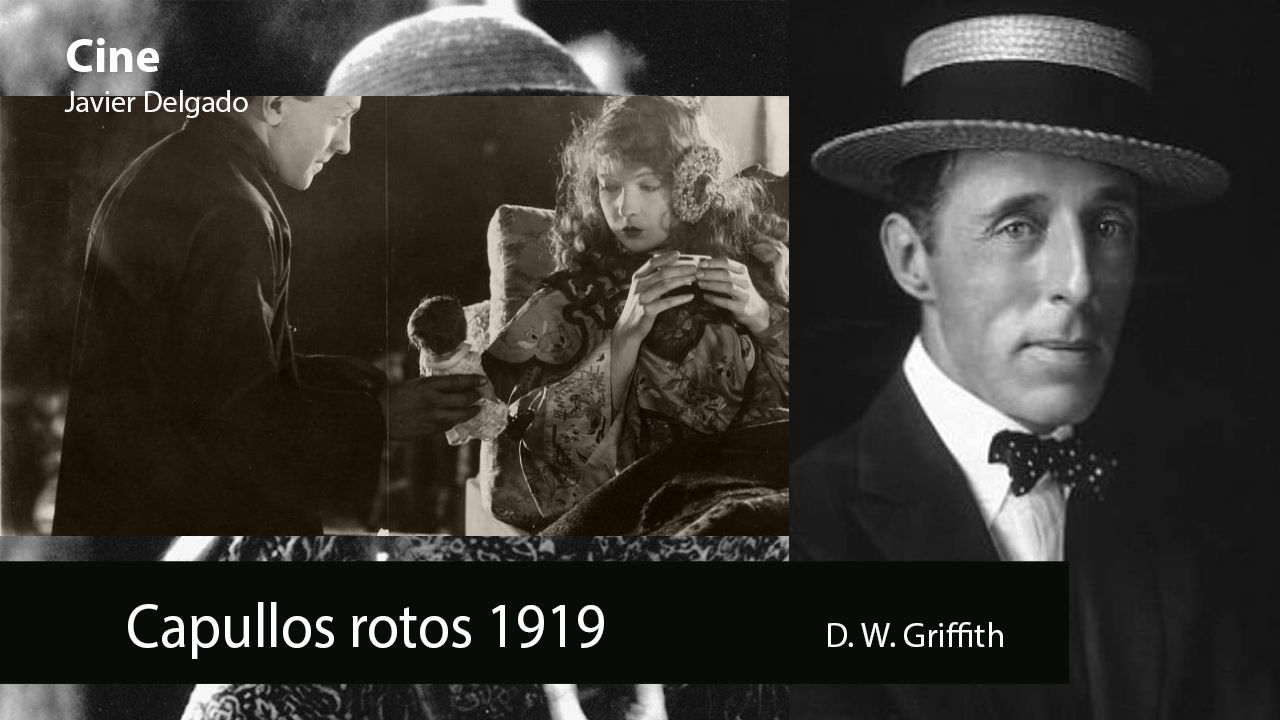 Capullos rotos de D.W. Griffith