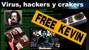 Virus, hackers y crakers